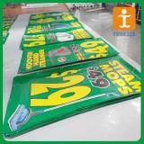 광고를 위해 기치를 광고하는 도매 옥외 PVC (TJ-XZ-12)