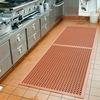 抗菌性の床のマット、排水のゴム製マット、ゴム製台所マット(GM0406)