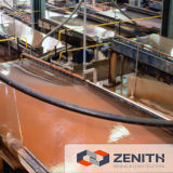Zenit High Capacity Gold Separation Shaking Table mit CER