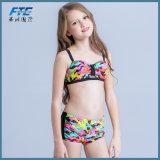 2018 Moda Biquíni Brasileiro Desgaste de natação para crianças