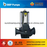 Pbg vertical silenciado bomba de motor enlatado / bomba de escudo