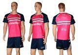 Healong sublimación de ropa deportiva de fútbol personalizadas Camisetas Camiseta Rugby