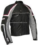 Мужские водонепроницаемые куртки верховой езды мотоциклов с маркировкой CE рампы (MBL-20103J)