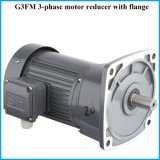 G3 de motores IEC Brida Gearedmotor