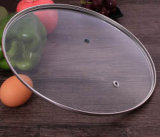 Tampa de vidro temperado para Potenciômetro de cozinha
