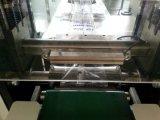 Mond-Kuchen automatisch in Tellersegment-Führenund Paket-Maschine