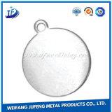 Métal fait sur commande de Precesion/acier inoxydable/aluminium/laiton estampant des blancs