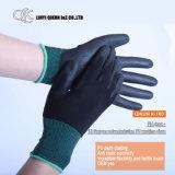 K-156 13 манометры полиэстер / нейлон PU покрытием рабочие перчатки