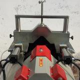 Serra do corte da forma da máquina V do frame de porta do indicador do PVC