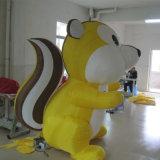 Fumetto gonfiabile su ordinazione dello scoiattolo (CT-071)