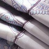 Taihu Snow Home Textile Oeko Certified Hermoso Seamless Duvet conjunto de sábanas de seda