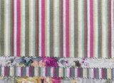 Tessuto di cotone stampato Mano-Sensibilità morbida per il sofà