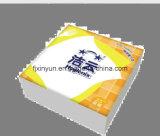 Semi automáticos de bajo precio de la servilleta del papel de tejido de la máquina de embalaje