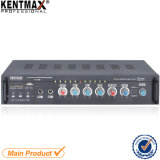 Amplificador de potência audio estereofónico do transmissor