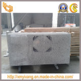 Daotian poco costoso White Granite Slab per Countertop Vanity Top (G655)