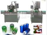Aluminio lata de refrescos bebidas Máquina de llenado de bebidas carbonatadas