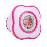 Altavoz flotante impermeable de Bluetooth para el teléfono y el dispositivo Bluetooth (rosa)
