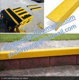 비닐 지면을%s Anti-Slip FRP/GRP 층계 또는 단계 보행 층계 Nosings