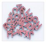 زنك سبيكة حرف, ال 26 حرف [إنغليش], [ديي] [بلك ديموند] حرف, [ديي] [رهينستون] حرف