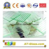 3~8mm Gevormd Glas (Aangemaakte die Rang) voor Venster, Meubilair, enz. wordt gebruikt