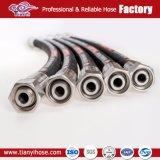 Flexible hydraulique R3, le flexible hydraulique SAE R1 R2 R3 R5 R6 R12 R13, haute température hydraulique flexible en caoutchouc