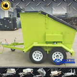 Popular Promotional Mobile Bin Trailer