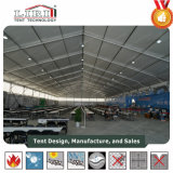 Großes Sqm Zelt 2000 verwendet für im Freien temporäre Lebesmittelanschaffung