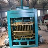 Bloc concret de construction faisant la machine dans le prix concret de machine de fabrication de brique de la Nouvelle Zélande Qt4-16 au Kenya