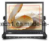 Moniteur LCD TFT de 15 pouces à entrée 3G-Sdi
