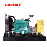 тип тепловозный комплект 400kVA/320kw Cummins открытый генератора с Ce/ISO