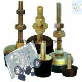 NRのゴム製フィートの衝撃吸収材のためのゴム製金属の結合