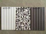 Azulejos esmaltados de cerámica de la pared del cuarto de baño de la inyección de tinta de la alta calidad