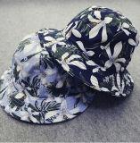 Новые моды лета цветочный стиле Red Hat ковша