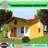 От места размещения живых портативные простая установка сборных конструкций / сегменте панельного домостроения модульный стали Home