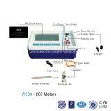 200mの携帯用多機能の下の地下水の探知器(W-200)
