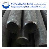 """6 da """" tubulação de aço sem emenda do carbono preto da classe B programação 40 ASTM A53 A106"""