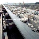 La norma DIN22131 Ignífugo y antiestático para uso general de cable de acero Correa transportadora