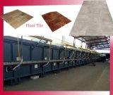 炉、大量生産を処理する床タイル