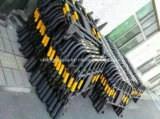 Barreira de segurança plástica durável da barreira da estrada da segurança de tráfego