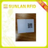 Carte en PVC sans contact Cr80 à 13,56 MHz avec bande magnétique