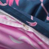 100% microfibra 3pcs edredón nórdico Imprimir conjunto de ropa de cama