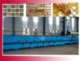 Telha de assoalho que processa a estufa, produção em massa