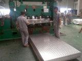 Cinco barras folha de bitola de alumínio