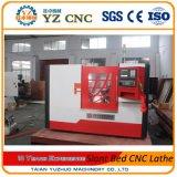 CNC van het Bed van de Helling van de Precisie van de hoge snelheid de Machine van de Draaibank