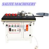 中国の製造者の純木のための小さい手動カーブの端のバンディング機械端Bander