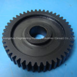 Lavorazione Machined o Injected Nylon PA66 Gear Wheel