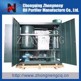 Purificador de Aceite de Turbina en línea/aceite/Máquina purificadora de la máquina del filtrado de aceite