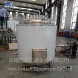 De sanitaire 500L Hoogwaardige Apparatuur van het Bierbrouwen