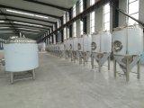 De hoogwaardige Sanitaire Apparatuur van de Brouwerij van het Bier
