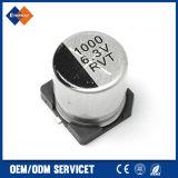 2000hrs SMD de condensadores electrolíticos de aluminio 105c